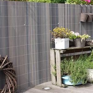 Sichtschutzmatten Kunststoff Meterware : balkon sichtschutzmatten pvc im set sparen ~ Eleganceandgraceweddings.com Haus und Dekorationen