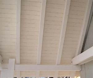 Lasiertes Holz überstreichen : sch rer holz vordach aus steilfast fer fichte ~ Lizthompson.info Haus und Dekorationen