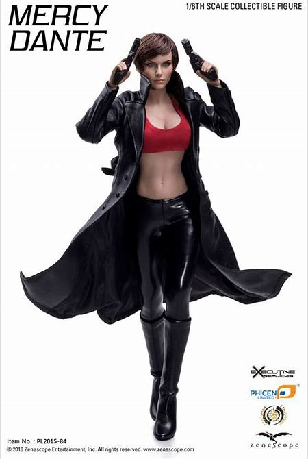 Mercy Dante 1/6 Scale Collectible Figure by Phicen Mercy ...
