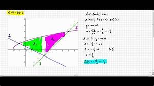 Bit Berechnen : integralrechnung fl che zwischen 2 funktionen bestimmen gymnasium mathematik youtube ~ Themetempest.com Abrechnung
