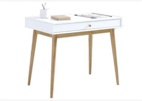 petit bureau blanc des petits bureaux pour un coin studieux joli place