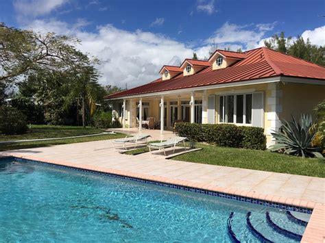 grand bahama single family home  fortune bay freeport