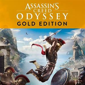 Assassin's Creed: Odyssey (Gold Edition) for PlayStation 4 ...