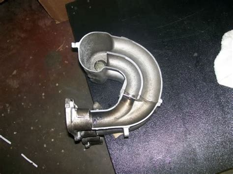 How To Make A Turbo by An Intake Manifold Homemadeturbo Diy Turbo Forum