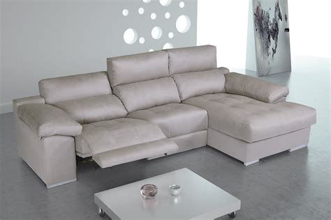 chaise longue relax sofás chaise longue 3 y 2 relax oferta mobles sedavi