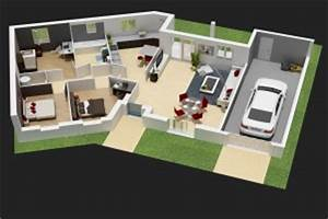 maisons pierre s39associe avec batimage pour des visuels de With maison sweet home 3d 3 construction de la maison en 3d avec sweet home 3d