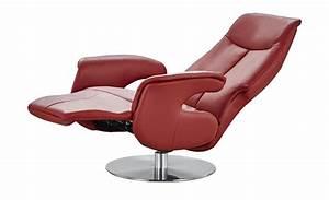 Relaxsessel Rot Leder : relaxsessel rot leder nils rot m bel h ffner ~ Markanthonyermac.com Haus und Dekorationen