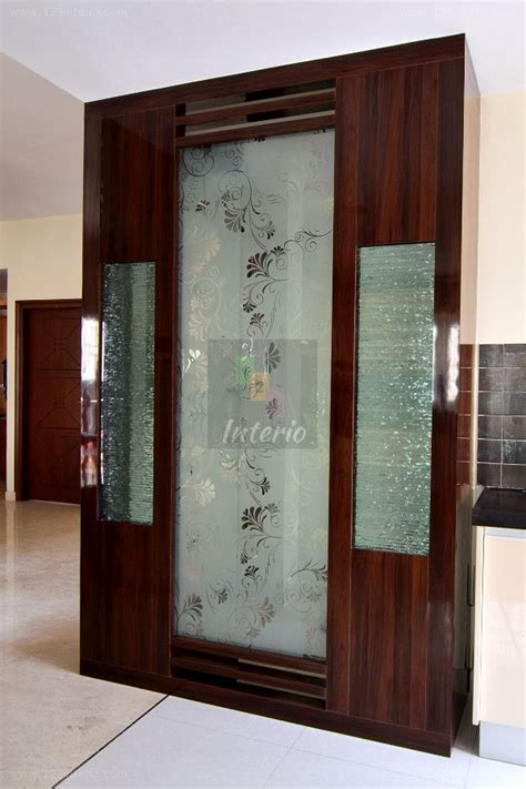 Living Room External Doors by The Client Had A Puja Or Prayer Room That Was More Like A
