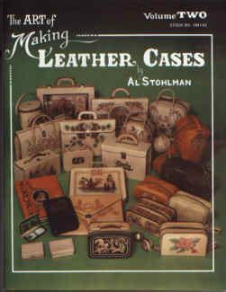 art  making leather cases  al stohlman volume