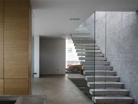 Moderne Treppen Innen by Haus T Treppe