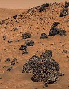 Mars: Low Ridge in Gusev Crater -- Kids Encyclopedia ...