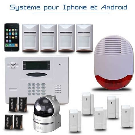 systeme d alarme maison alarme alarme maison alarme sans fil s 233 curit 233 alarme sans fil