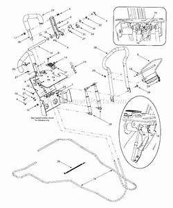 Yard Man 13ad624g401 Parts List And Diagram