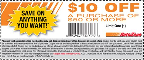 Office Depot Coupons November 2014 by 10 50 At Autozone Coupons In 2019 Printable