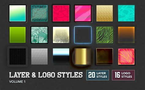 layer logo styles volume  evaneckard
