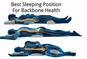 Find out which are best and worst sleeping positions and for Best sleeping posture for lower back pain