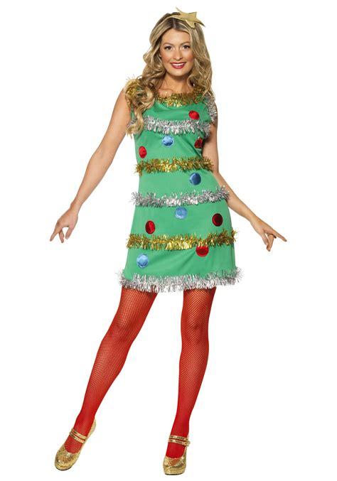 christmas calendar ideas for dress attire tree dress costume for