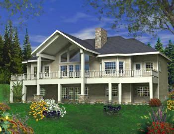 House Plan 039 00542 Northwest Plan: 3 963 Square Feet