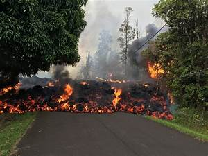 First Lava  Now Ballistic Projectiles  Explosive Eruptions