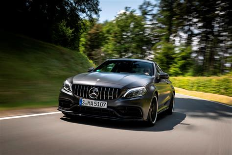Explore vehicle features, design, information, and more ahead of the release. 2021 Mercedes-AMG C63 Coupe Exterior Photos | CarBuzz