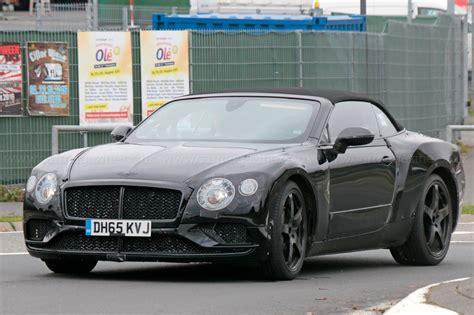 spy photos specs of new 2018 bentley continental gt car