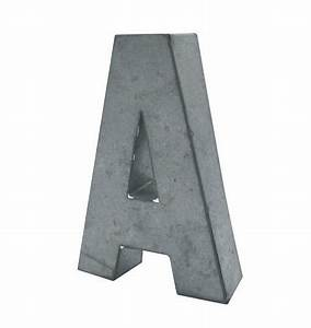 galvanized metal i do free standing letters 900 usd With free standing metal letters