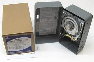 S814100 Supco Commercial Refrigeration Defrost Timer For Paragon 8141