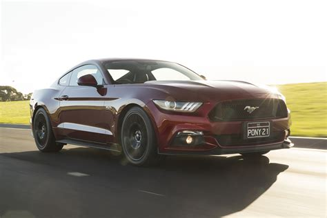 Ford Performance Packs Now Available For Mustangs