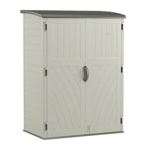 Suncast Vertical Storage Shed Shelves - suncast 174 vertical covington 174 storage shed 4 5 quot x 2 8 quot x 5