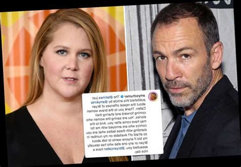 Amy Schumer supports 'brave women' who accused Bryan ...
