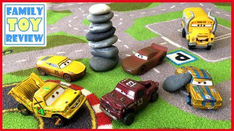 Demolition Derby Cars Toys by Disney Cars 3 Toys Demolition Derby Die Cast Chester