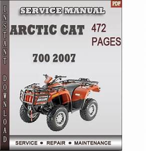 Arctic Cat Repair Diagrams : arctic cat 700 2007 factory service repair manual download ~ A.2002-acura-tl-radio.info Haus und Dekorationen