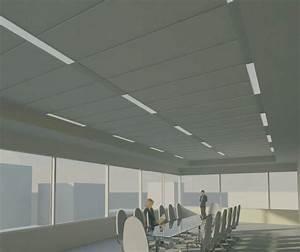 False ceiling spotlights : Partial false ceiling lighting images