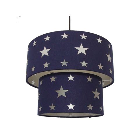two tier l shade two tier star pendant shade