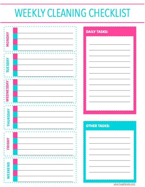 Free Printable Weekly Cleaning Checklist  Sarah Titus. Number Of College Graduates By Major. Simple Plant Worker Cover Letter. Excel Invoice Template Microsoft. Formal Event Invitation. Quality Control Plans Template. Black Girl Magic Graduation Cap. Homeschool Transcript Template Pdf. Student Council Campaign Posters