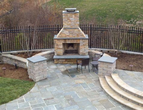 fireplace and patio swimming pools ask the landscape