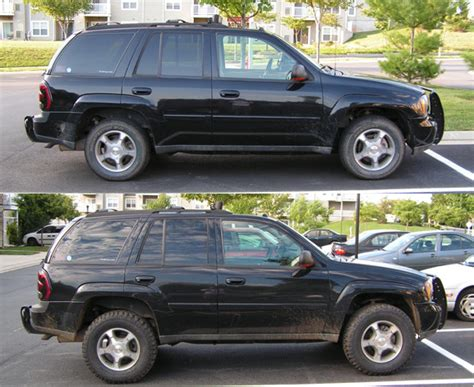Photos 2006 Trailblazer With Bds 2 Inch Suspension Lift