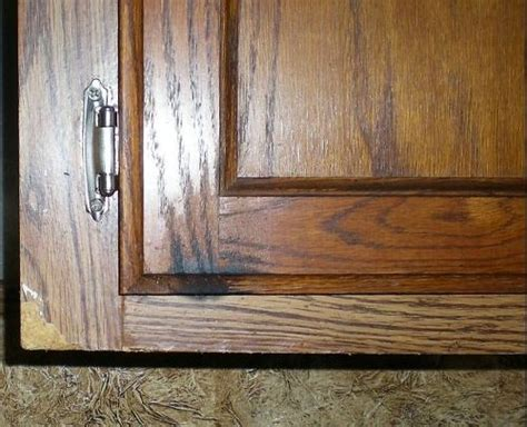pressed wood kitchen cabinets can i successfully paint cabinets made from pressed quot wood 4399