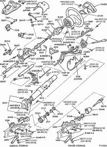 Exploded View For The 1992 Ford Ranger Non