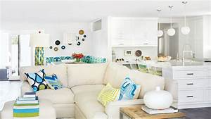 48 beautiful beachy living rooms coastal living With living room furniture virginia beach