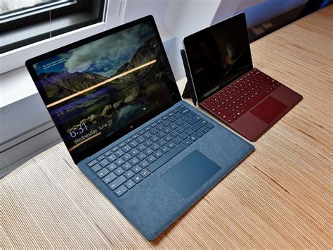 microsoft surface pro vs surface go which should you buy windows central