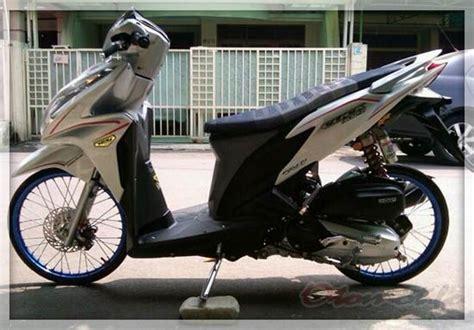 Thailook Style Vario by 1001 Modifikasi Vario 125 Terbaru 2019 Paling Keren