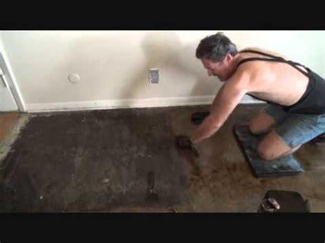 Remove Black Mastic From Concrete Floor   TheFloors.Co