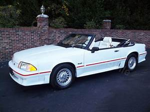 1989 Ford Mustang GT Convertible for sale #16298 | MCG