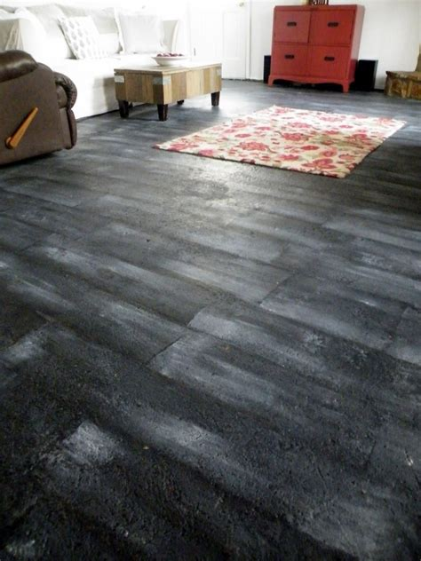 floor l paper 170 best images about flooring idea s on pinterest brown paper bags stained plywood floors