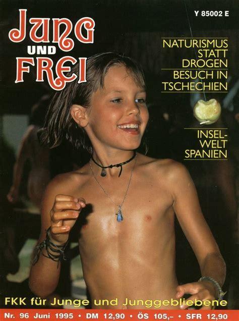 Retro Family Nudism Jung Und Frei Magazine