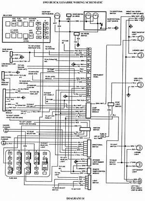 1993 Buick Century A C Wiring Diagram 41169 Verdetellus It