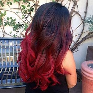 Red Ombre Hair Color Archives Vpfashion Vpfashion