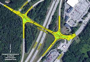 Freeport Exit 20 Targeted For Unusual Upgrade