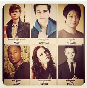 The Maze Runner and Scorch Trials Imagines - When you ...